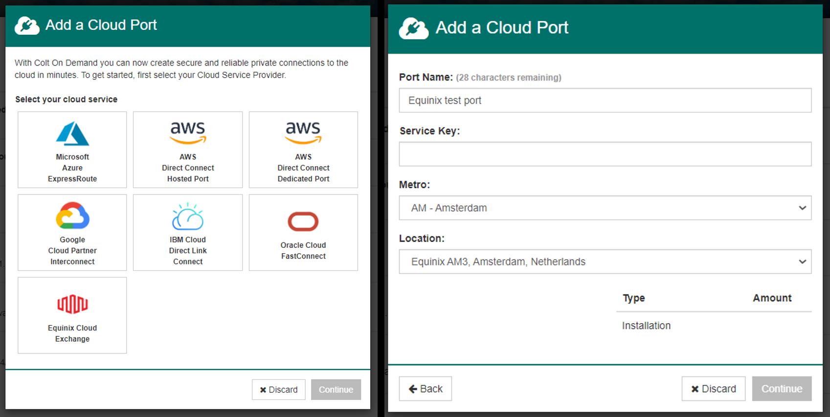 On Demand Cloud 1