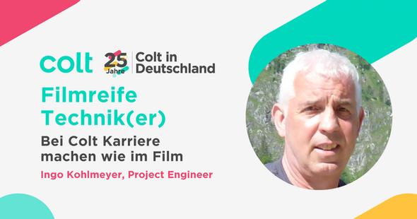 Ingo Kohlmeyer_Colt DE 25th anniversary