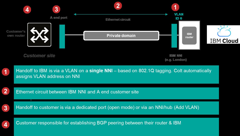 IBM Direct Link Configuration