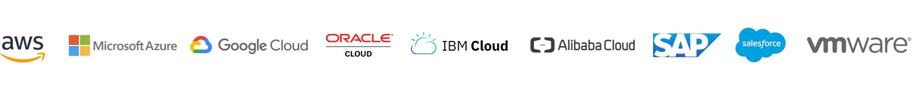 Major Cloud Providers